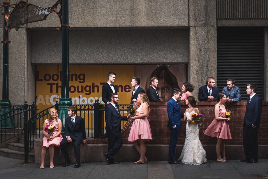 Bridal Party Portrait: 14-th Place by Arjuna Kodisinghe (Light Delight Photography)