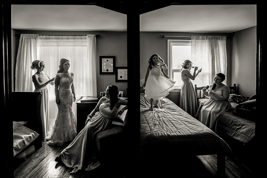 Getting Ready: 13-th Place by ANDREW HIORTH (MPSG WEDDINGS)