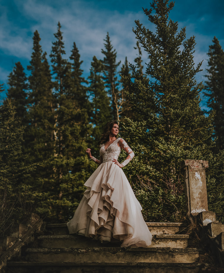 Bridal Portrait: 2-nd Place by Carey Nash (Carey Nash Photography)