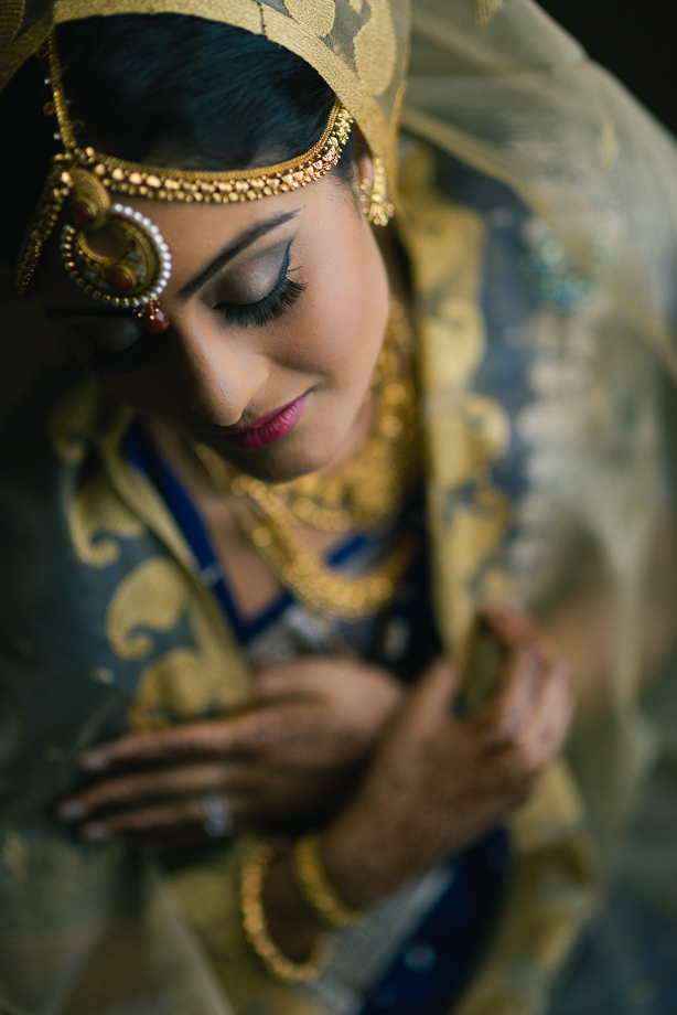 Bridal Portrait: 6-th Place by Arjuna Kodisinghe (Light Delight Photography)