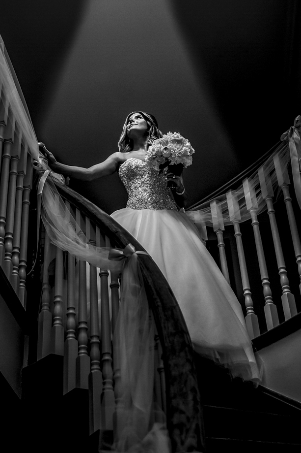 Bridal Portrait: 7-th Place by ANDREW HIORTH (MPSG WEDDINGS)