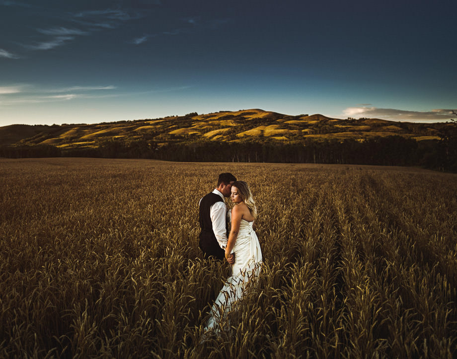 Bride and Groom Portrait: 11-th Place by Carey Nash (Carey Nash Photography)