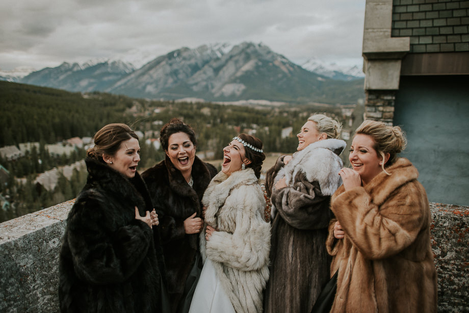 Bridal Party Portrait: 9-th Place by Carey Nash (Carey Nash Photography)