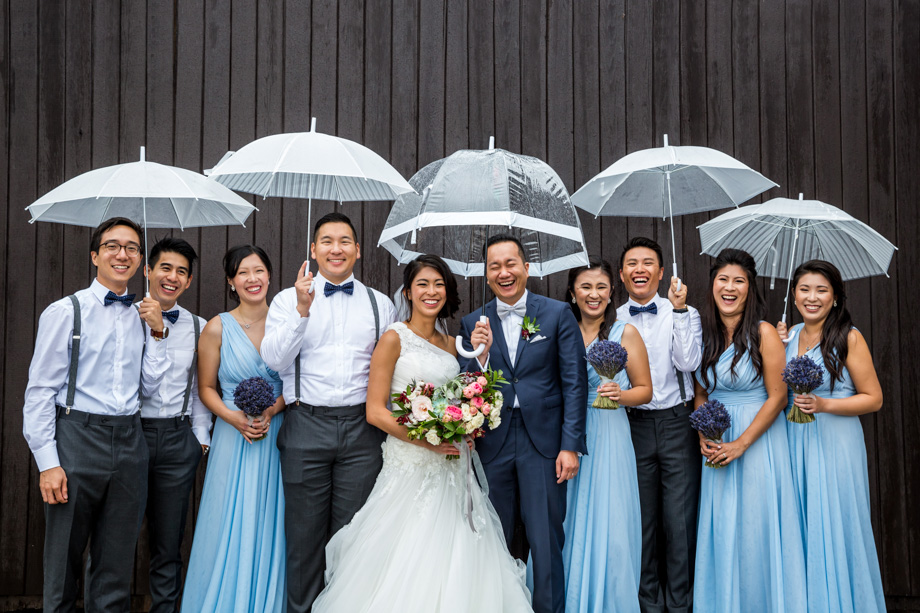 Bridal Party Portrait: 10-th Place by Martin McMahon (Martin McMahon Photography)