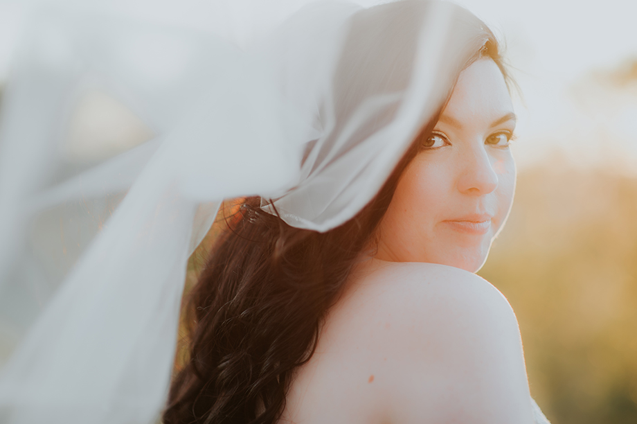 Bridal Portrait: 12-th Place by Samantha Danis (SD Photography)
