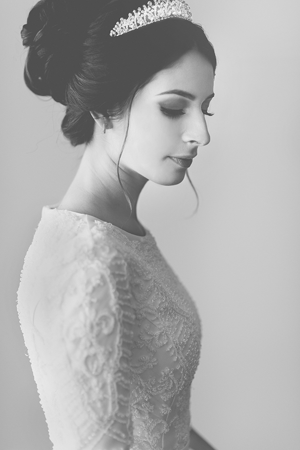 Bridal Portrait: 5-th Place by Rabih Madi (Madi Photography)