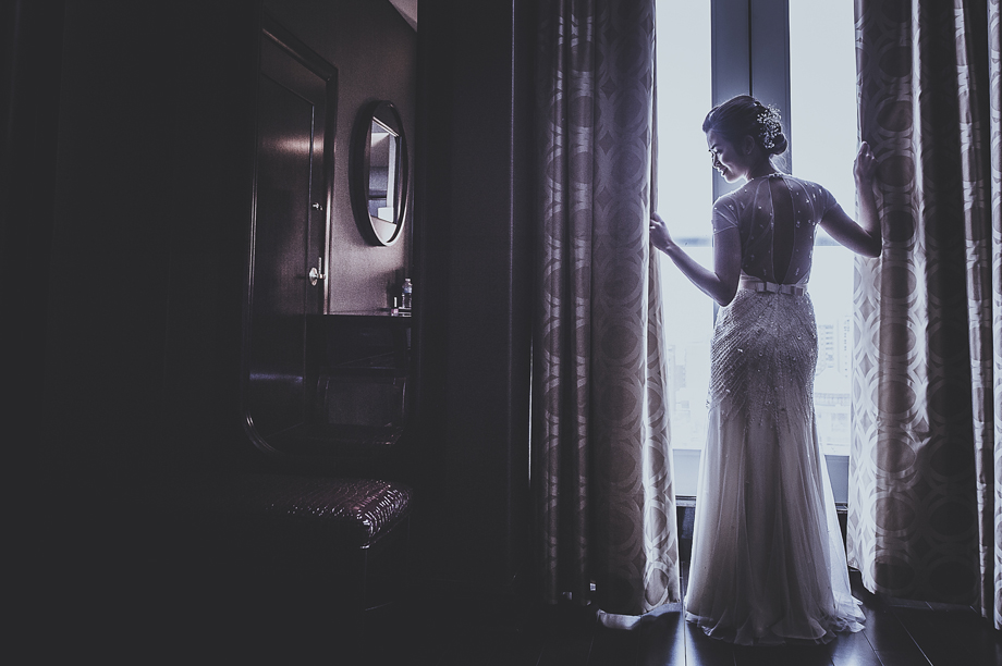 The Wedding Dress: 15-th Place by Vivian Yue (Yueko Image)