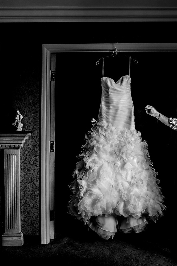 The Wedding Dress: 11-th Place by Marie-Christine Genero (Genero Photo)