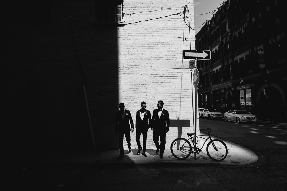 Bridal Party Portrait: 8-th Place by Robin Zhang (F29 Studio)