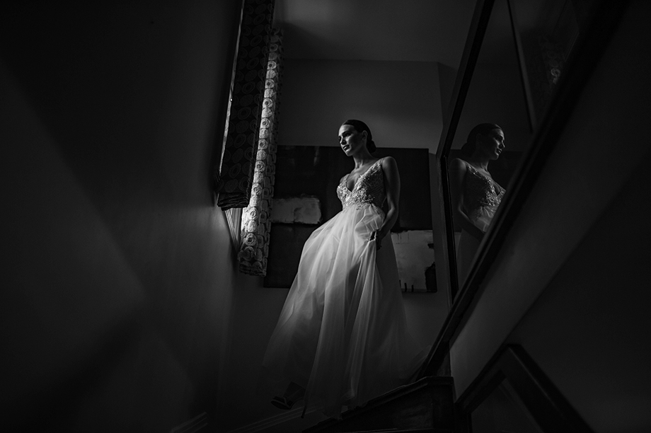 Bridal Portrait: 15-th Place by Rabih Madi (Madi Photography)