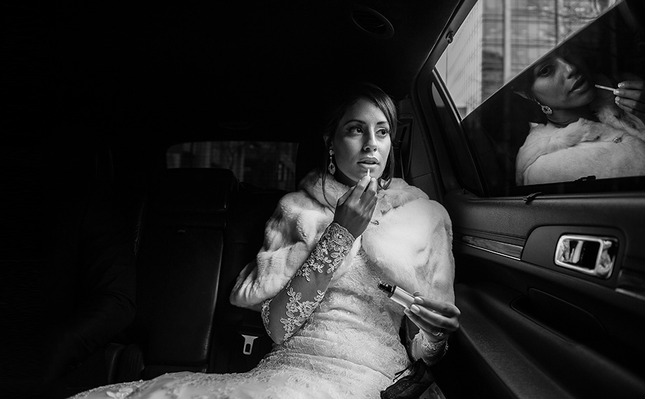 Bridal Portrait: 7-th Place by Rabih Madi (Madi Photography)