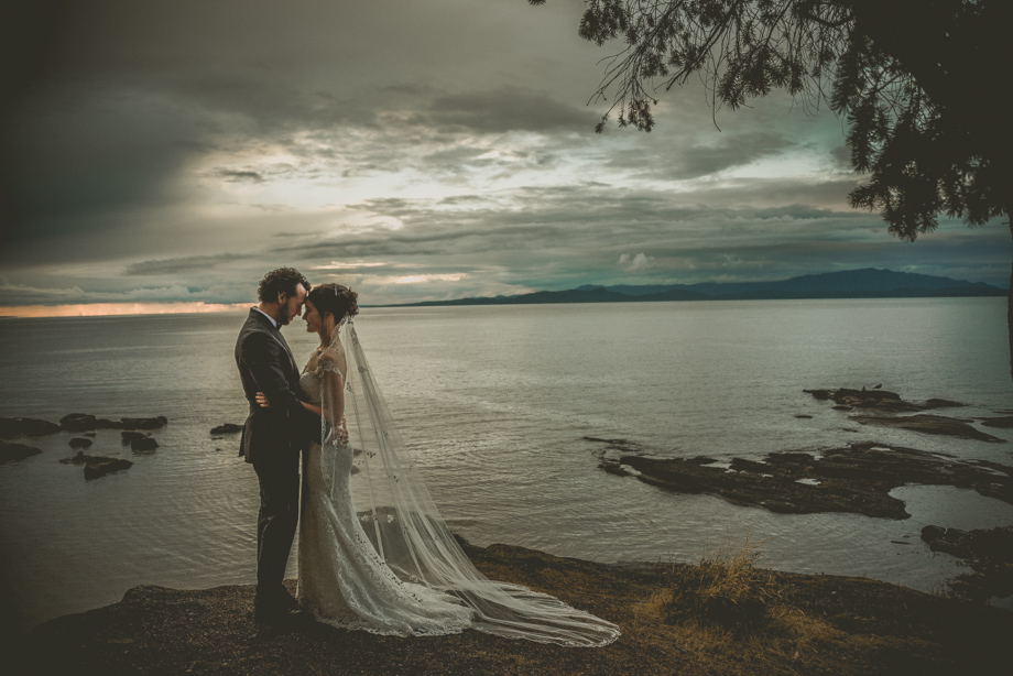 Bride and Groom Portrait: 14-th Place by Shalene Hanson (Shalene Dawn Photography)