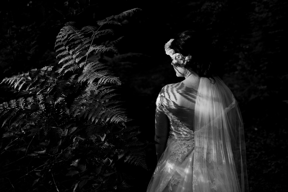 Bridal Portrait: 14-th Place by Justine Boulin (Justine Boulin Photography)