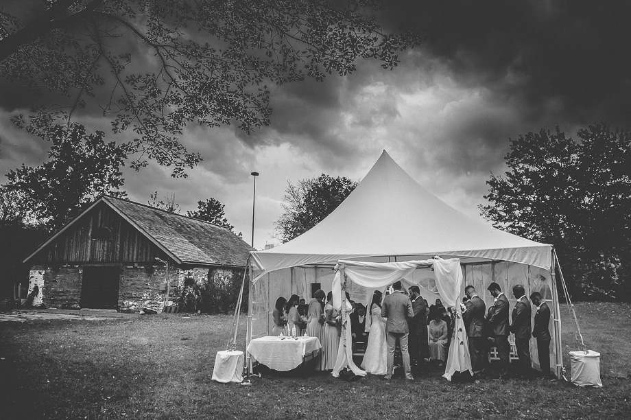 Ceremony: 9-th Place by Frances Morency (Frances Morency Photography)