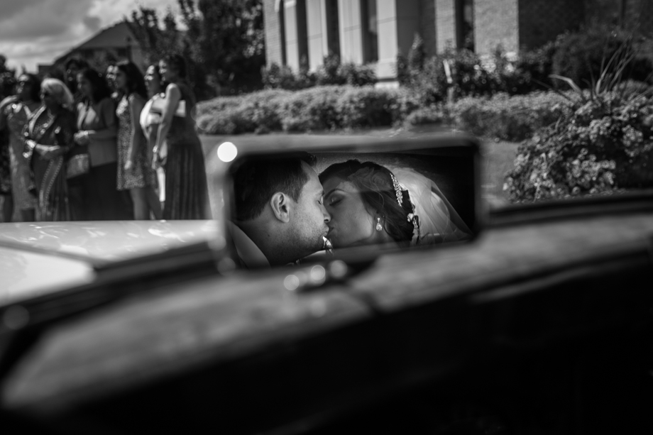 Bride and Groom Portrait: 14-th Place by Roger Luo (AGI Studio (Roger Luo))