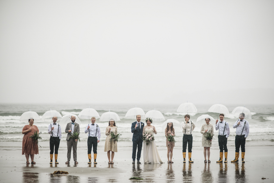 Bridal Party Portrait: 9-th Place by Erin Wallis (ERIN WALLIS PHOTOGRAPHY)