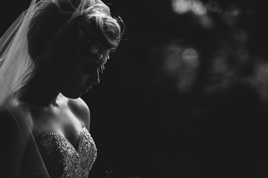 Bridal Portrait: 6-th Place by Lisa Paradis Lacey Peoples (Island Moments Photography)