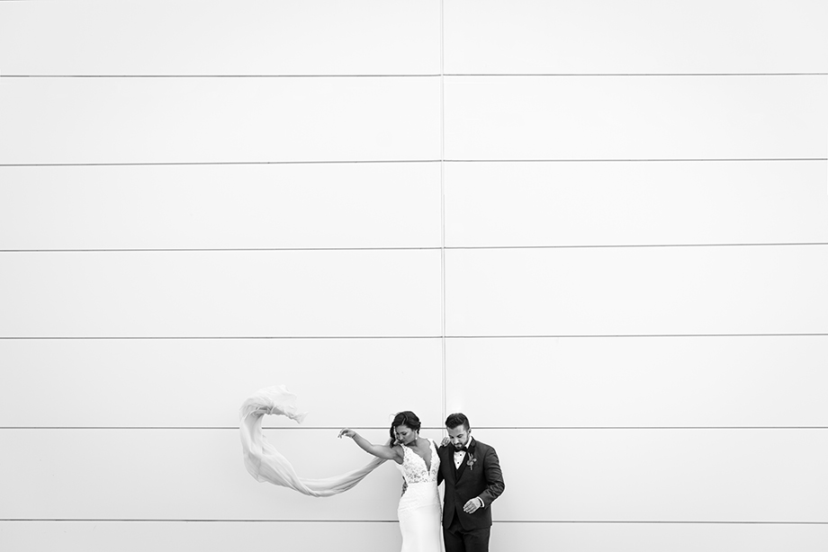 Bride and Groom Portrait: 10-th Place by Rabih Madi (Madi Photography)