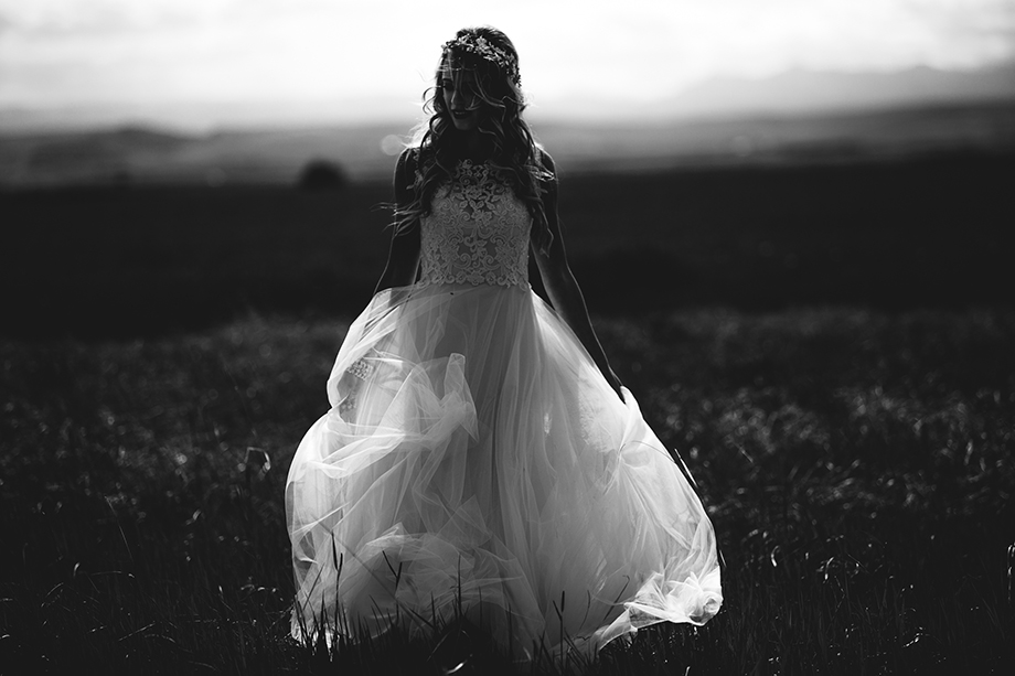 The Wedding Dress: 15-th Place by Lisa Paradis Lacey Peoples (Island Moments Photography)