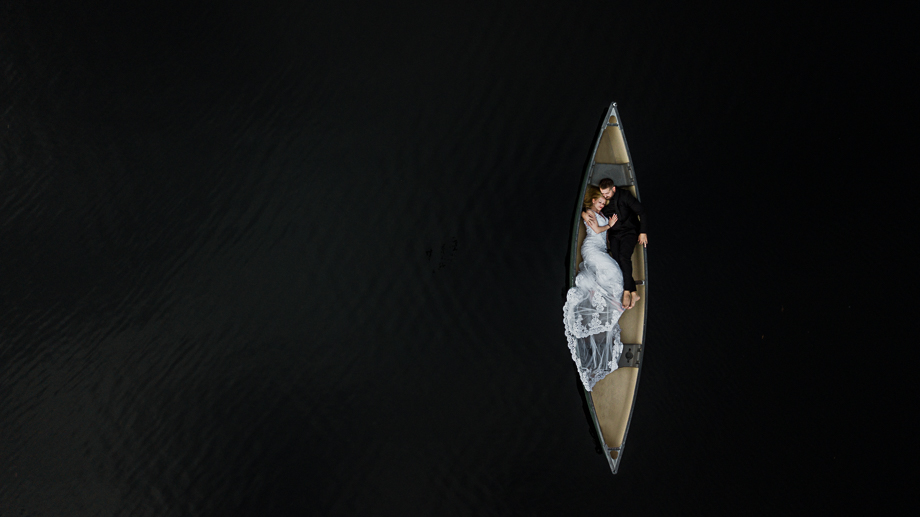 Bride and Groom Portrait: 9-th Place by Dory Chamoun (N'Focus Productions)