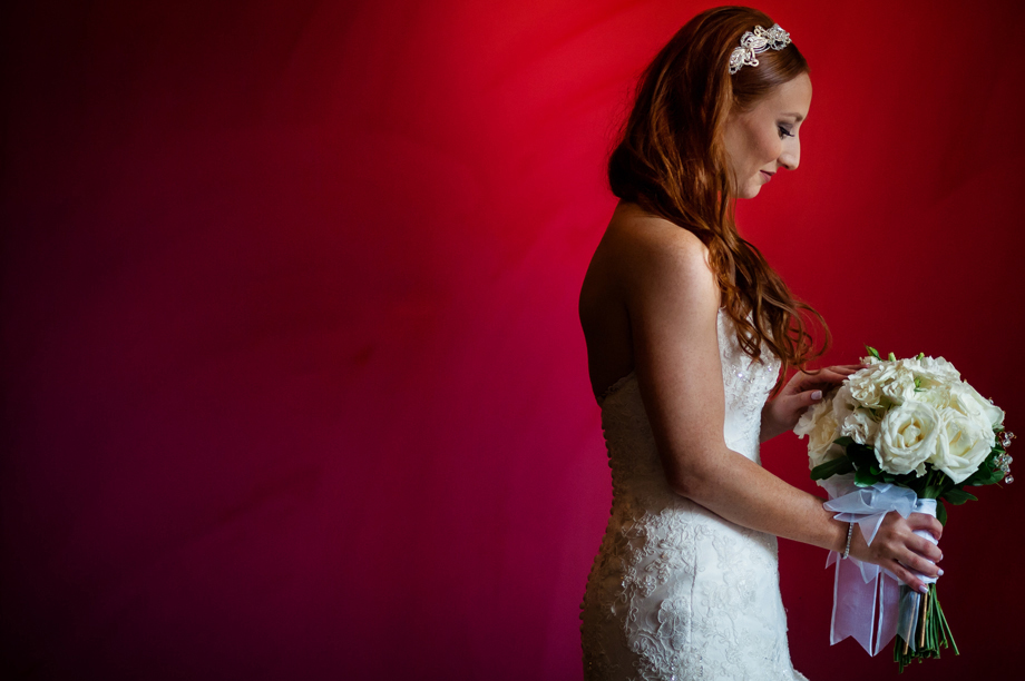 Bridal Portrait: 12-th Place by Betina Abrao (Betina Abrao Photo)