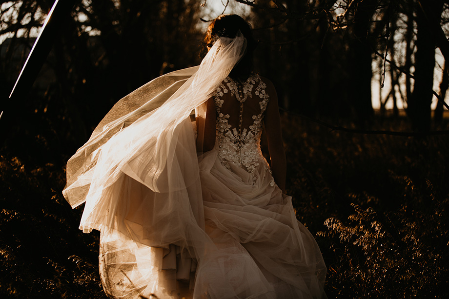 The Wedding Dress: 13-th Place by Lisa Paradis Lacey Peoples (Island Moments Photography)