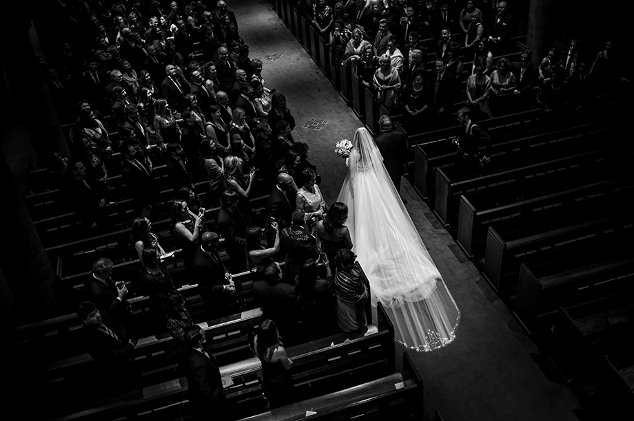 The Wedding Dress: 9-th Place by Davina Palik (davina + daniel)