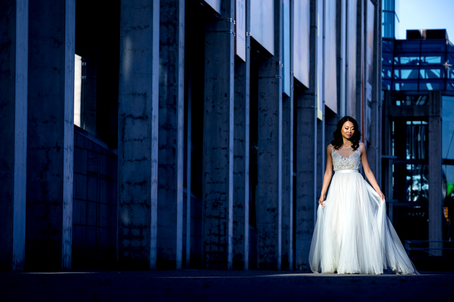 The Wedding Dress: 7-th Place by Martin McMahon (Martin McMahon Photography)