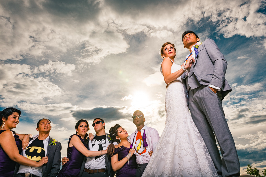 Bridal Party Portrait: 7-th Place by Arjuna Kodisinghe (Light Delight Photography)