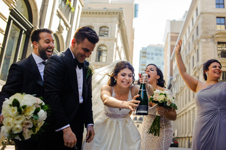 Bridal Party Portrait: 10-th Place by Betina Abrao (Betina Abrao Photo)