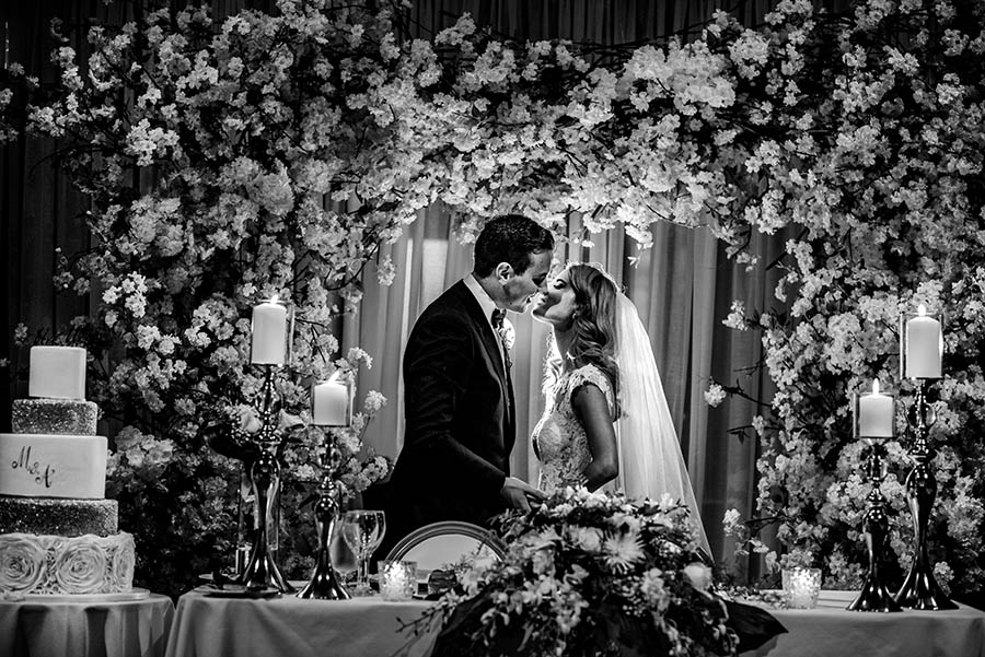 Bride and Groom Portrait: 15-th Place by Rabih Madi (Madi Photography)