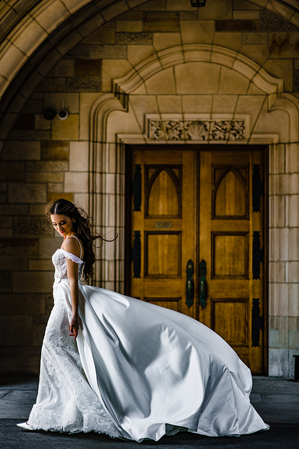 The Wedding Dress: 2-nd Place by Rabih Madi (Madi Photography)