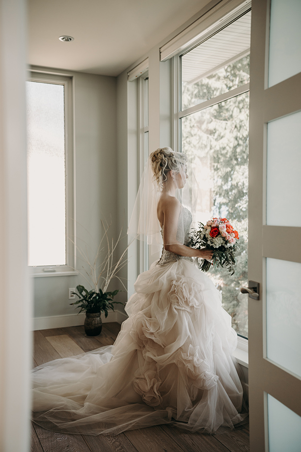 The Wedding Dress: 11-th Place by Lisa Paradis Lacey Peoples (Island Moments Photography)