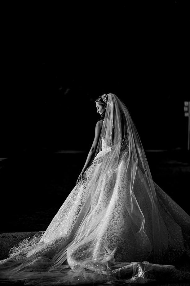The Wedding Dress: 7-th Place by Rabih Madi (Madi Photography)