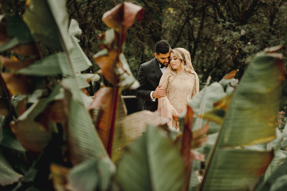 Bride and Groom Portrait: 10-th Place by Joel Boily (Black & Gold Photography (Joel Boily))