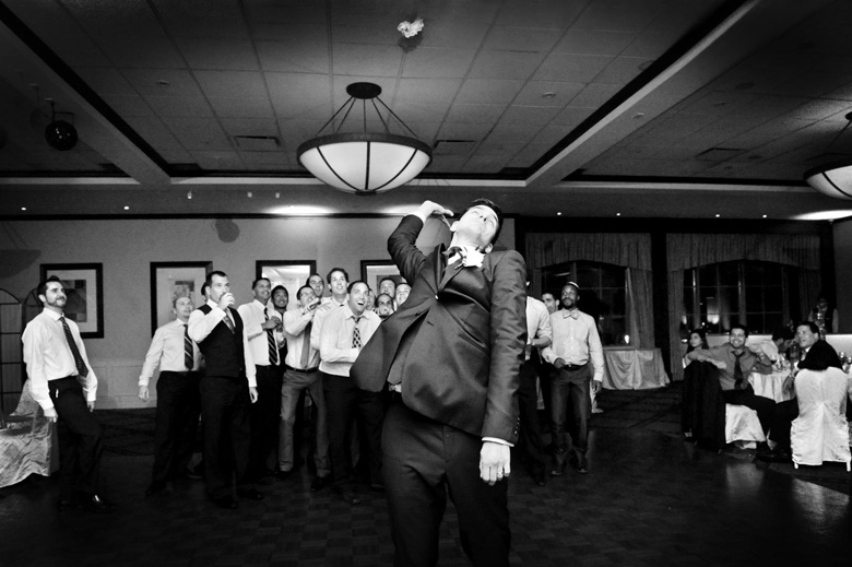 Bouquet/Garter Toss: 9-th Place by Vera Varley  (LaVimage)
