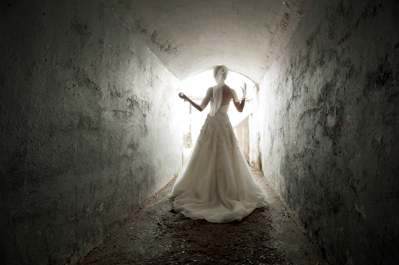 The Wedding Dress: 3-rd Place by Eunice Montenegro (Eunice Montenegro Photography)