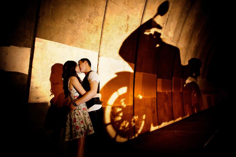 Engagement Portrait: 1-st Place by Raymond Leung  (Raymond & Jessie Photography)