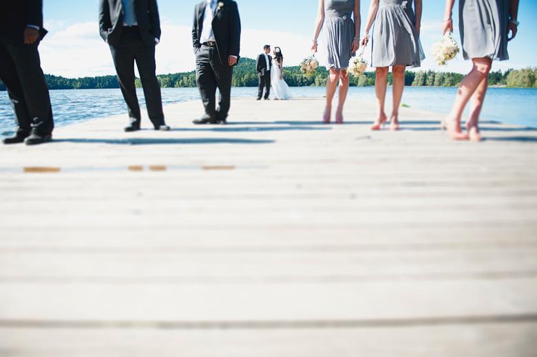 Bridal Party Portrait: 10-th Place by Jesse Holland (Jesse Holland Photography)