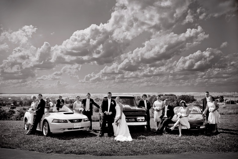 Bridal Party Portrait: 4-th Place by Daniel Weylie (DEW Imagery, Innovative Photography Services)