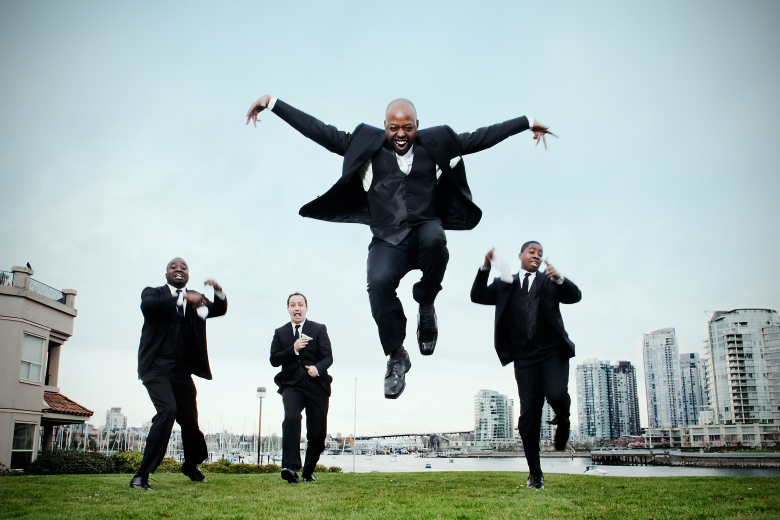 Bridal Party Portrait: 7-th Place by Catherine McLaren (Kiss My Flash Photography)