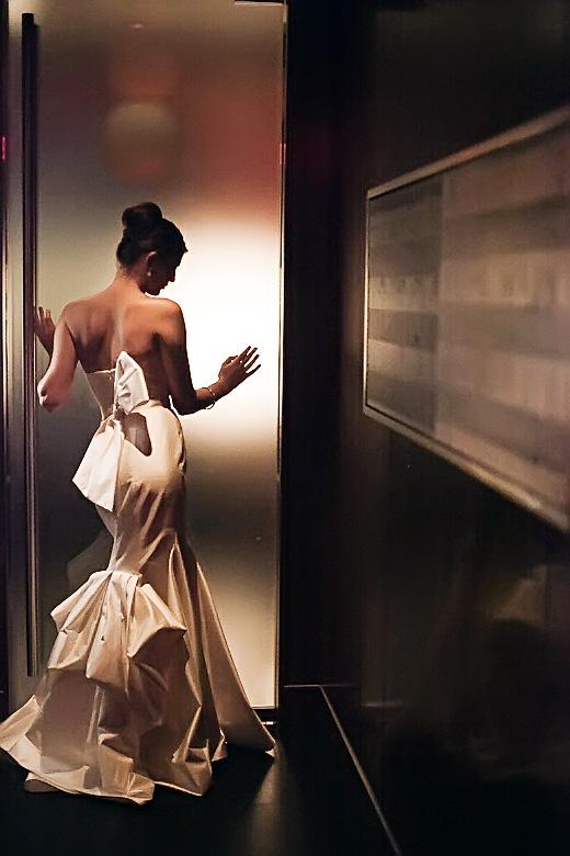The Wedding Dress: 3-rd Place by Melanie Rebane (Melanie Rebane Photography)