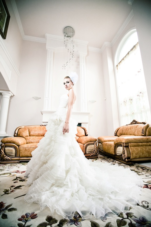 The Wedding Dress: 1-st Place by Jun Ying (Kunio Photography)