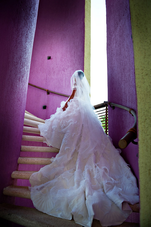 The Wedding Dress: 6-th Place by Christina Craft (FunkyTown Photography)