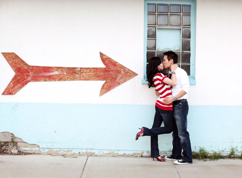 Engagement Portrait: 3-rd Place by Radelle Jensen (Eternal Reflections Photography)