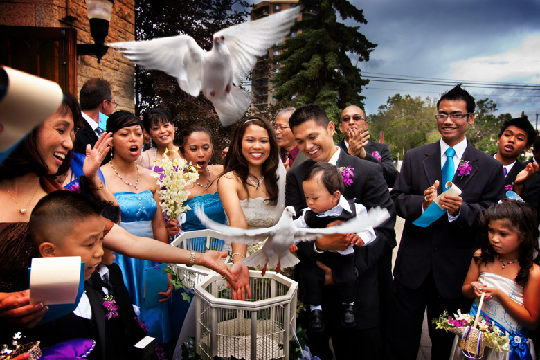 Ceremony: 1-st Place by Elaine + Kenneth Soong (Just Married Photography)