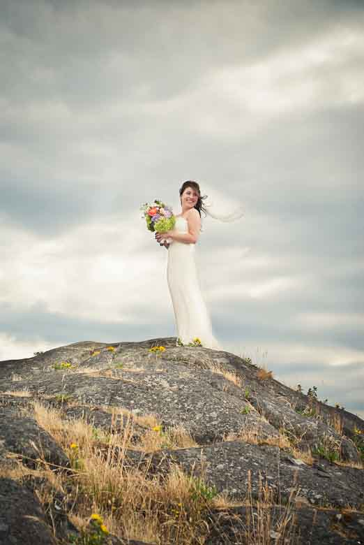 Bridal Portrait: 10-th Place by Aaron Lutsch (Rhymes With Orange Photography)