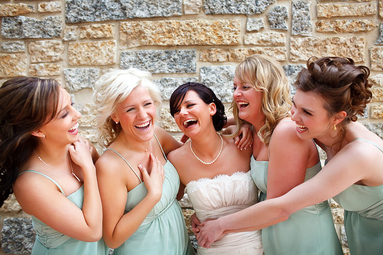 Bridal Party Portrait: 7-th Place by Haley Shandro  (Shandro Photo)
