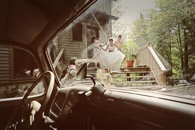 Getting Ready: 7-th Place by Adeline Leonti (Avant Garde Studio)