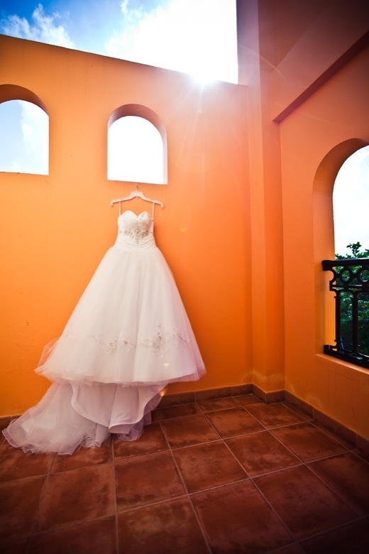 The Wedding Dress: 8-th Place by Becky Veasey (Just For You Photography)